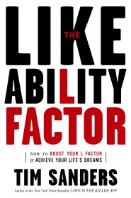 The Like Ability Factor by Tim Sanders