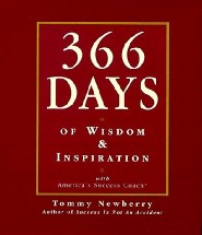 366 Days of Inspiration & Wisdom by Tommy Newberry