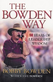 The Bowden Way by Bobby Bowden