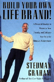 Build Your Own Life Brand by Stedman Graham
