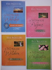 A Woman of...  Bible Study Series by Dee Brestin