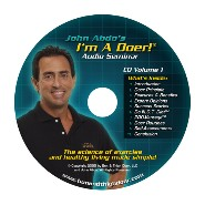 """I'm A Doer"" Motivational CD by John Abdo"
